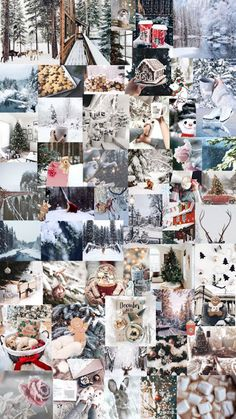 7 Best Aesthetic Christmas background images | Christmas