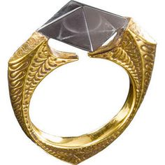 Harry Potter Horcrux Ring Can this PLEASE be my engagement ring when I get proposed to?!