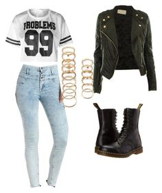 """99 problems"" by amandabaroody ❤ liked on Polyvore"
