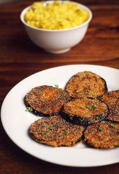 Begun Bhaja or Baingan Bhaja, How to make Begun Bhaja Recipe