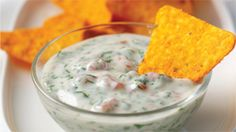 Lime and coriander dip