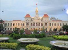 Stadhuis (City Hall) Ho Chi Minh City (Vietnam)