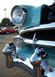 1954 Chevy something...