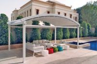 Pergola Lux Russia 🌐 www. Pergola, Russia, Outdoor Decor, House, Home Decor, Homemade Home Decor, Home, Haus, Arbors