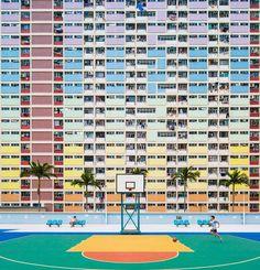 攝影好去處﹣彩虹邨(Choi Hung Estate) · Lomography