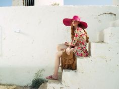 Pasión por la Moda - Blusa y cartera Tatienne, estilo Romantic Boho Boho, Style Me, Reading, Pints, Fashion Blouses, Latest Trends, Spring Summer, Colors, Style