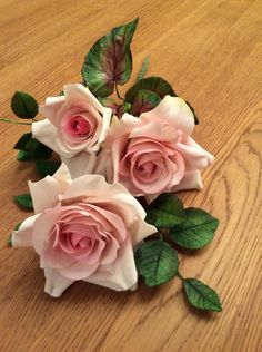 cold porcelain roses - and local Worcestershire classes!