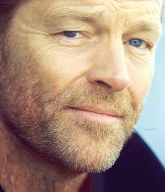 Iain Glen - A man of many talents. Gorgeous Men, Beautiful People, Ser Jorah, Jack Taylor, Iain Glen, Game Of Thrones Cast, Private Eye, Just Pretend, Mother Of Dragons