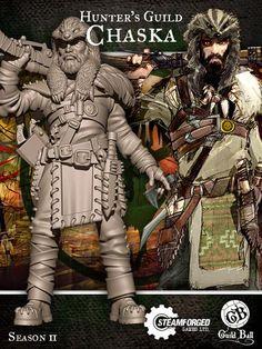GuildBall: Hunter: Chaska (Season 2)