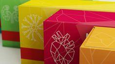RPH Pharma — The Dieline - Branding & Packaging Innovation News, Creativity And Innovation, Design Awards, Design Trends, Carton Design, Design Art, Graphic Design, Design Graphique, Design Furniture