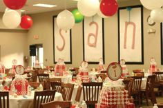 """Photo 11 of 49: Christmas Party / Christmas/Holiday """"Breakfast with Santa"""""""