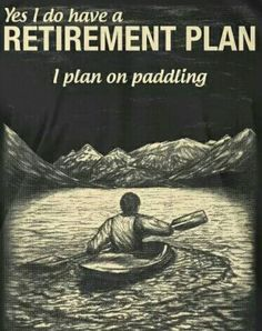 That's my plan...