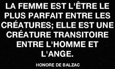Femme - Honoré de Balzac