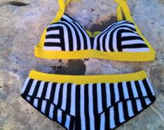 Bikini uncinetto by AnnAltamuraCreazioni on Etsy