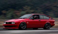 Alfa Romeo GTV6 #alfaromeo #sportscars