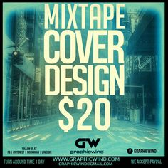 For high-quality Artwork designs Contact us at web: www.graphicwind.com or please email us to graphicwind@gmail.com Flyer Design, Logo Design, Graphic Design, Web Technology, Artwork Design, Mixtape, Creative Design, Shirt Designs, Cover