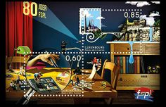 The FSPL Turns 80 was issued by Luxembourg on the 11th March 2014. #stamps #luxembourg http://www.wopa-stamps.com/index.php?controller=country&action=stampRelatedIssue&id=11505