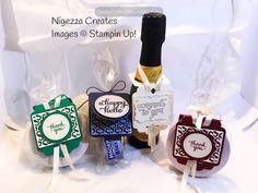 Nigezza Creates: Stampin' Up!® Cheerful Tags
