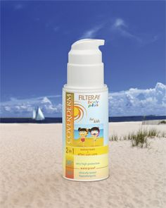 Coverderm Filteray Body Plus for Kids SPF  50+