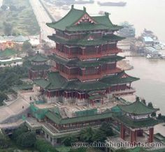 thebestartt.com / архитектура древнего китая фото