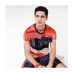 Jordan Torres & Shane Gibson are Sporty in Opening Ceremony x Adidas Originals Fall/Winter 2012