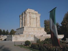 The tomb of the great poet Abolqassem Ferdowsi, can be accounted for a place of 'worship' so to be called by the lovers of Farsi Literature. This renowned historical site has brought fame for the city of Toos. The construction of this tomb began in the year 1928 and work came to an end in 1934. In the year 1964 a few changes were made in the structure. The internal walls of the tomb are adorned with sculptures depicting scenes from the 'Shahnameh'.