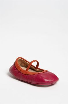 Peek 'Prose' Crib Shoe (Baby) available at #Nordstrom