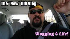 """Vlogging 4 Life! The """"New"""" Old Vlog 04.13.16"""