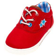 Zapatillas deportivas de tela Infantil niño - Kiabi - 17,99€