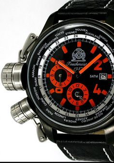 Tauchmeister T0196 Watch - Cool Watches from Watchismo.com