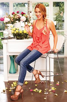 #LaurenConrad for #Kohl's http://news.instyle.com/photo-gallery/?postgallery=103121#18
