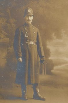 Image: Liverpool Parks Police Constable c.1895