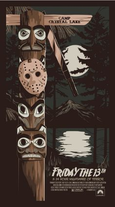 Friday the 13th by Mike Wrobel