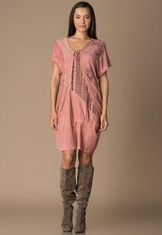 Fashion Days - Новите ти рокли и обувки - Pink Dress