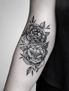 Flower Tattoo…