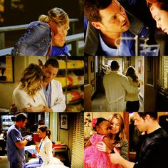 """""""I like to create moments for him and Meredith. Because in my head, they are very similar people. Even though Karev can be such an ass, even though he's arrogant, even though he gave O'Malley the Syph. He and Meredith are both lost, both lonely, both former screw-ups who got their acts together. In another lifetime, they would be really good friends. So throughout the season we watch them pause from time to time to look at each other and see that they are mirrors of one another""""  —Shonda…"""