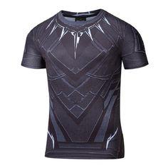 Black Panther 3D Printed T-shirts  $14.64 and FREE shipping  Get it here --> https://www.herouni.com/product/black-panther-3d-printed-t-shirts/  #superhero #geek #geekculture #marvel #dccomics #superman #batman #spiderman #ironman #deadpool #memes