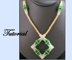 Night Out Necklace, Bracelet, and Earrings Beading Pattern by Paula Adams aka Visions by Paula at Sova Enterprises.com