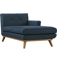 Queen Mary Right-Arm Chaise