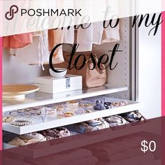 Welcome to my closet 🎀 I hope you enjoy browsing through my closet. If there's anything you like or have questions please feel free to ask me. I price my items as reasonable as possible, but will accept reasonable offers. I offer a bundle discount of 15% for two or more items purchased. I DO NOT model anything, as most items don't fit me anymore or I'm selling it for my sisters. Thank you for stopping by 🎀 To my Closet 🎀 Other