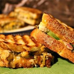 Chicken Pesto Paninis - Allrecipes.com