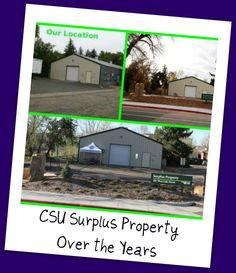 Fun Fact- the CSU Surplus Property Store was born in June 1985!