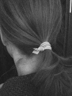 FUNNYBUNNIES hairbands -  S W E E T  ...how to wear FUNNYBUNNIES! #zopf #haargummi #hairband #armcandy #frisur #zopfunten #langerbob #followme #haargummis #hairbands #band #bands
