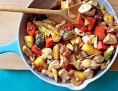 """Heart Healthy"" Stir Fry via @SparkPeople"