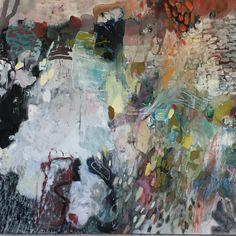 #wip #art #contemporaryart #abstract #studio #painting