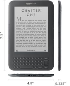 """""""Stars Share Their Kindle Book Lists: Check out what the Kardashian sisters, Zooey Deschanel and Jessica Simpson [plus Kristin Chenoweth] read in their free time!"""" (Kindle image from Amazon.com)"""