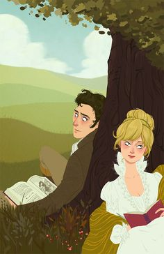 Jane Austen, Sense and Sensibility - Liz Pulido