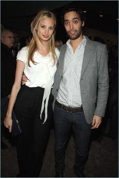 Lauren and Andres Santo Domingo