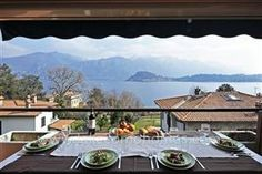 Cadenabbia Fantastico  good views, 2 bathrooms, 3 bedrooms, not far fro the lake, BBQ, child friendly, internet (free?), private parking  €1340