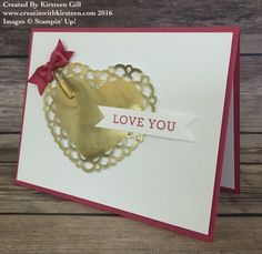 stampin up, bloomin love, love blossoms embellishment kit